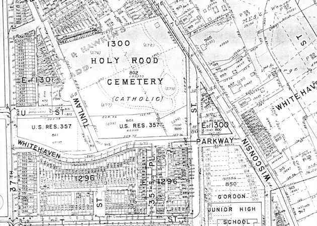 Maps | Glover Park History