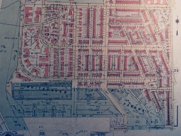 Maps   Glover Park History