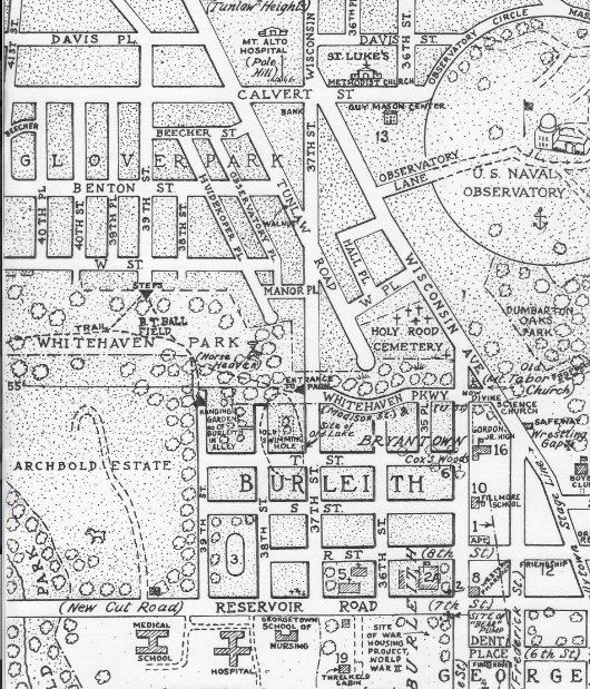 1961 | Glover Park History
