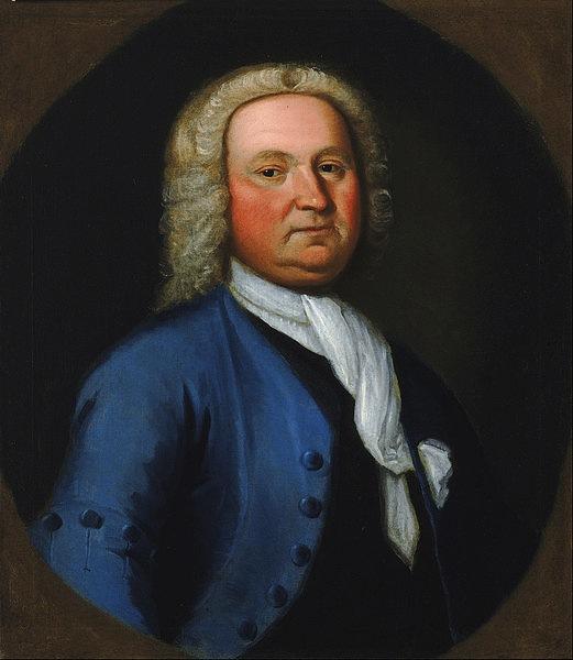 Dr. Gustavus Brown, 1742 (Smithsonian American Art Museum)