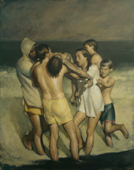 In the Waves, 1993