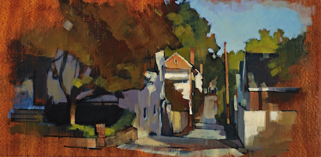 W Street Alley, 2013