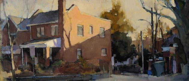 Manor Place (Winter) 1, 2013