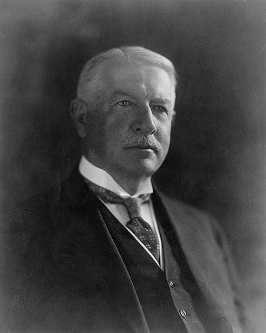 Charles Carroll Glover (1846-1936), President of Riggs Bank.