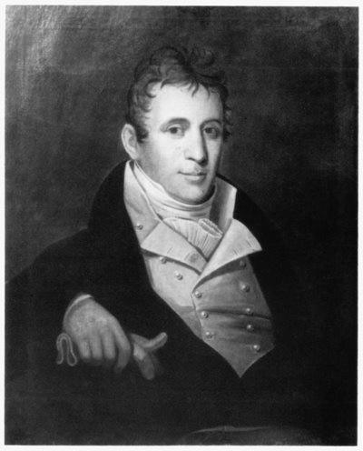 "John Cox, mayor of Georgetown, D.C., 1823-1845. (""A Portrait of Old George Town"", Grace Dunlop Ecker)"