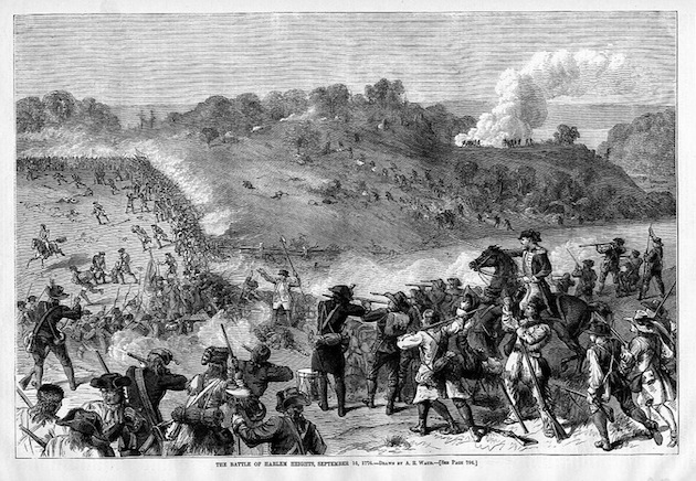 Sketch-of-Battle-of-Harlem-Heights