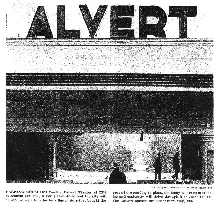 (Washington Post, August 24, 1967, p.C1)