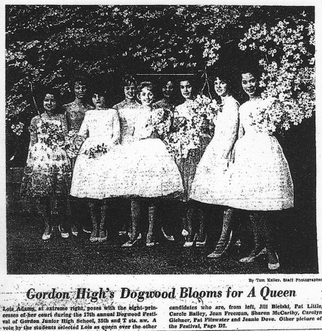 (Washington Post Times Herald, May 3, 1962, p.1)