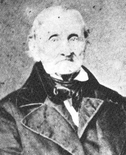 Joseph Nourse (1754-1841), the first United States Register of the Treasury.