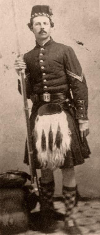 A Highlander from New York City.