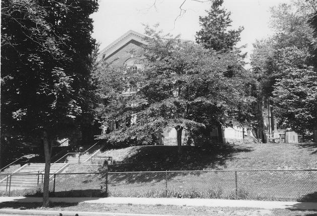 Benjamin Stoddert Elementary School in 1994.