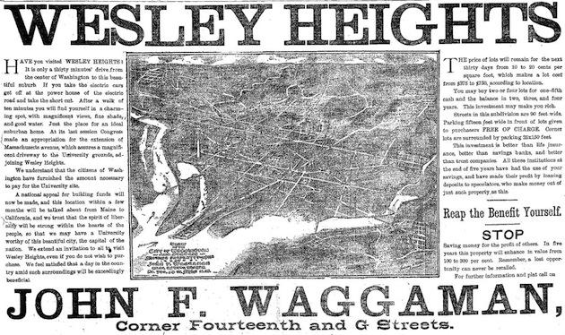 Washington Post, May 17, 1891, pg. 6
